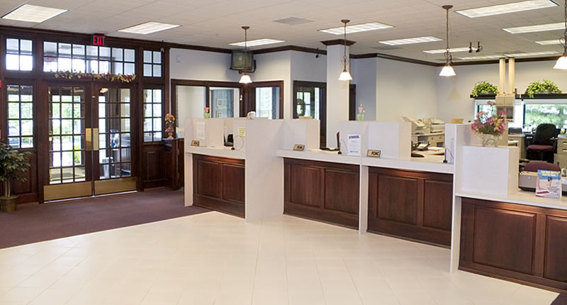 Architectural Design Works Slavie Federal Savings Bank